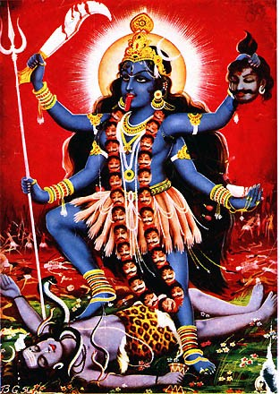 about goddess kali