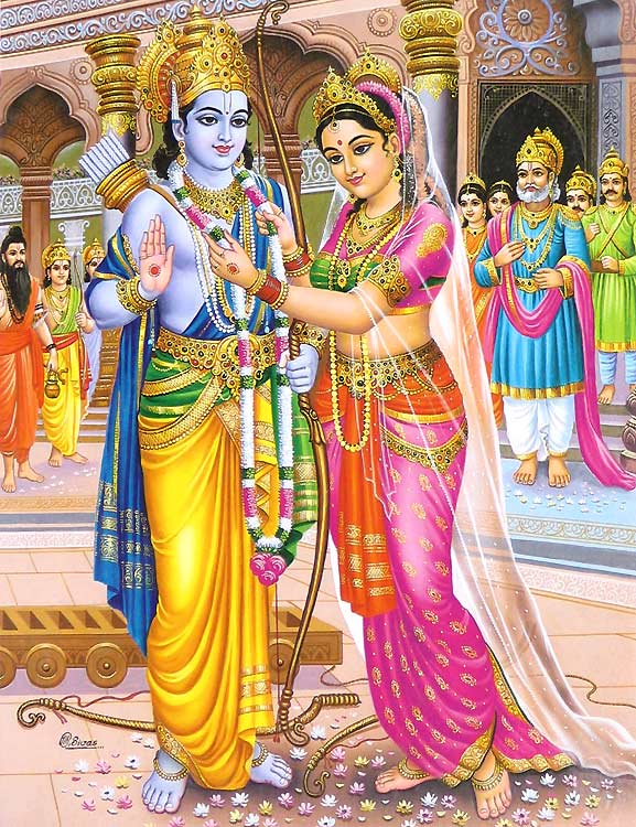 about lord sita