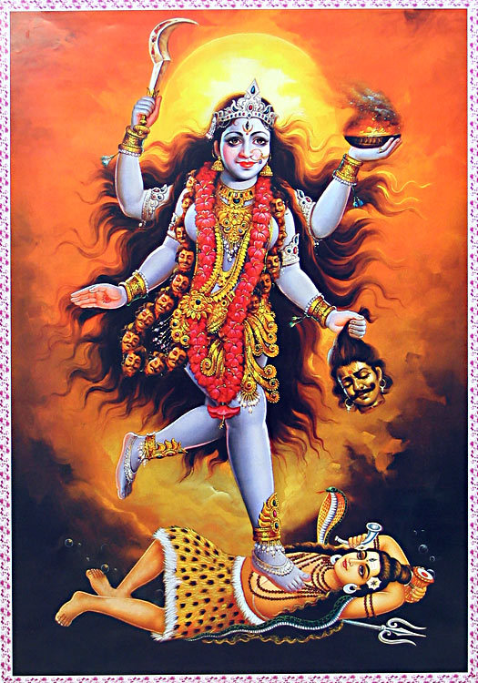 goddess kali mantra